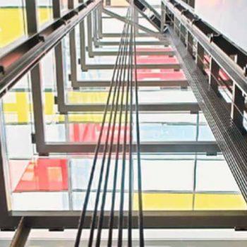 سیم بکسل آسانسور